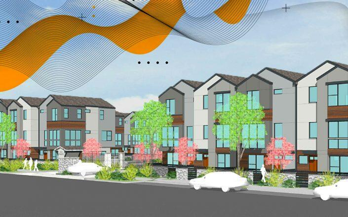 Brandywine Homes plans 84-unit townhome complex in North Long Beach