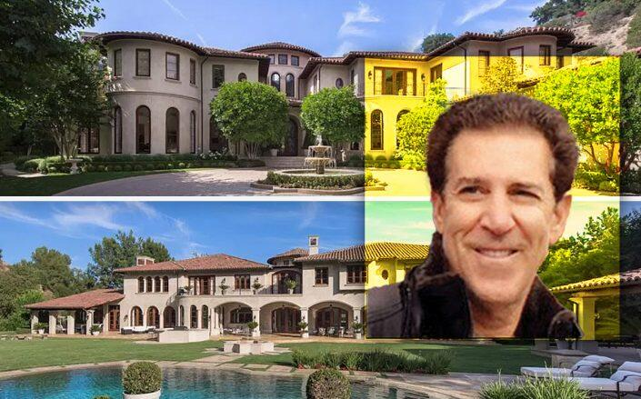 Sportswear founder sells another $20M LA home