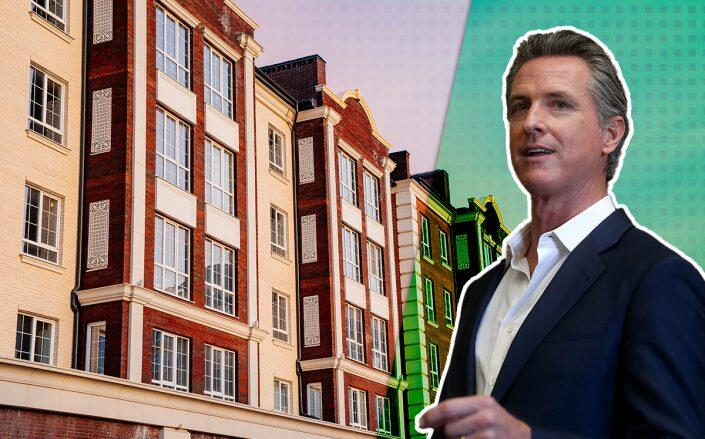 Newsom signs raft of more than two dozen affordable housing bills