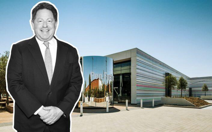 Activision CEO Bobby Kotick and Pen Factory (Getty, Pen Factory)
