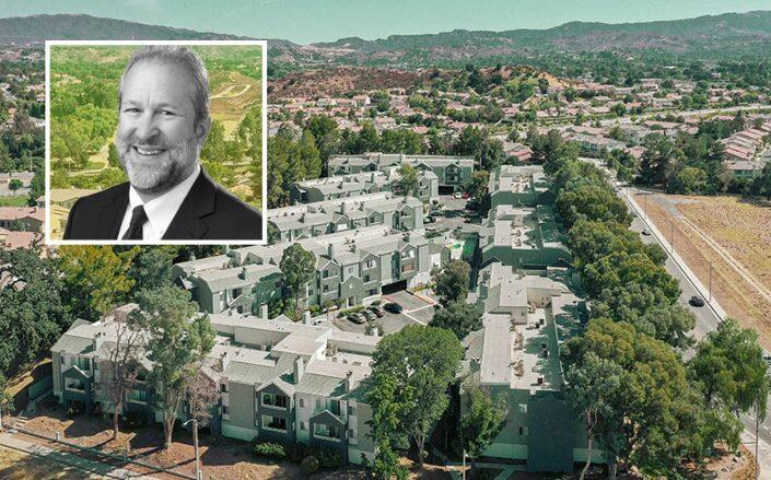 Jim Rosten of Benedict Canyon Equities and The Retreat apartment complex in Santa Clarita (The Retreat, BCE)