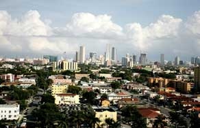 Little Havana skyline