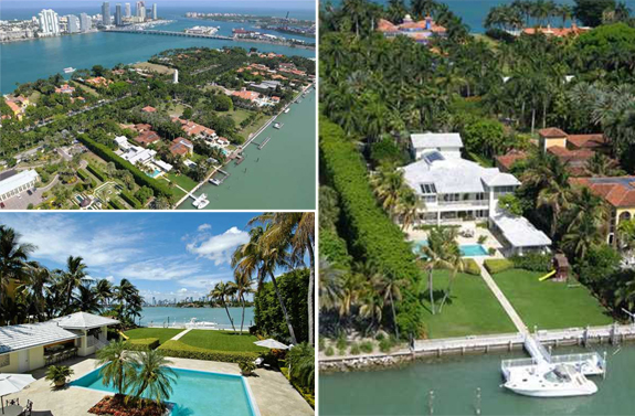 Expensive florida homes 15 star island for Star island miami houses