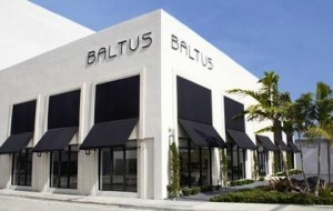 The Baltus building
