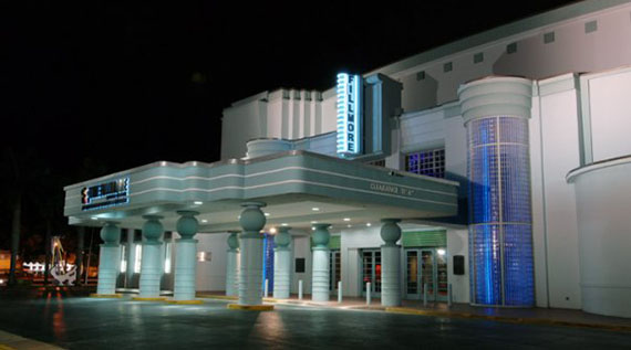 Fillmore Miami Beach theater
