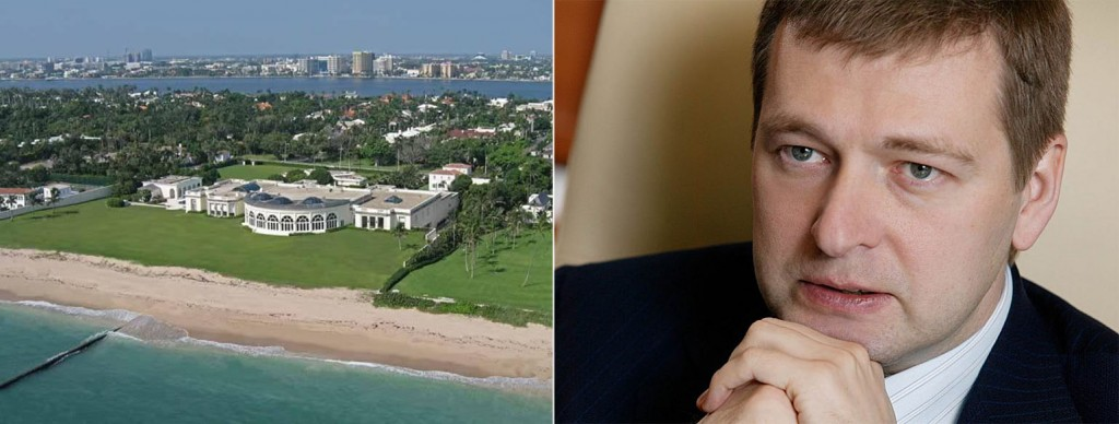 Russian tycoon Dmitry Rybolovlev plans to demolish Maison de L'Amitie at left