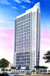 Failed Beacon at Brickell Village rendering