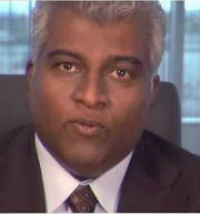 Anand Nallathambi, president and chief executive of CoreLogic
