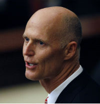 Fla. Governor Rick Scott