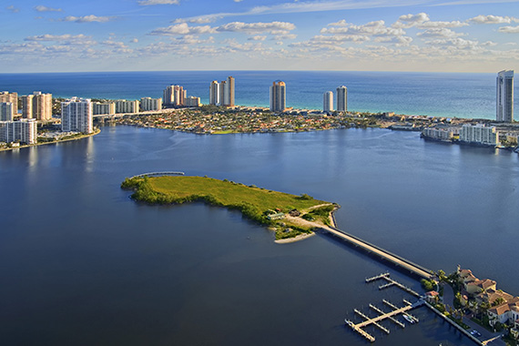On private island, condo development and island to be called Privé