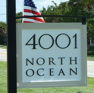 4001 North Ocean Boulevard, Palm Beach County