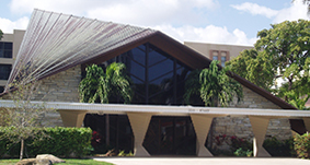 Temple B'Nai Zion Synagogue, Sunny Isles Beach
