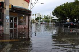 Miami Beach flooding