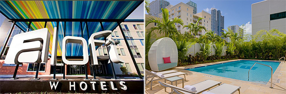 Hotel Aloft Miami Brickell
