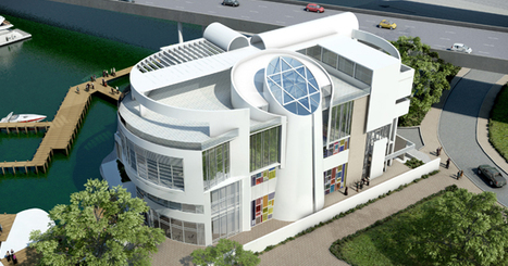 Rendering of Jewish center at 488 Sunny Isles Boulevard