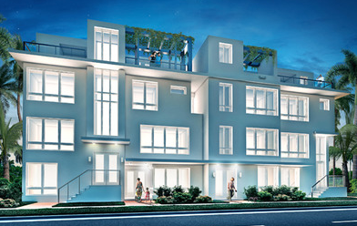 "Rendering of Lennar's ""NextGen"" homes"