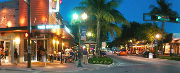 Downtown Delray Beach