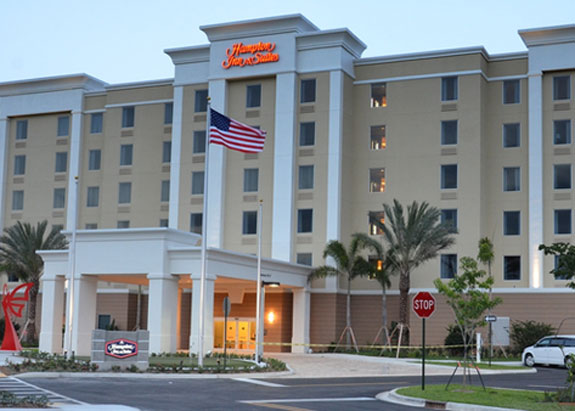 Hampton Inn & Suites in Coconut Creek