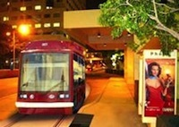 3 Artist rendering from orig Miami streetcar plan