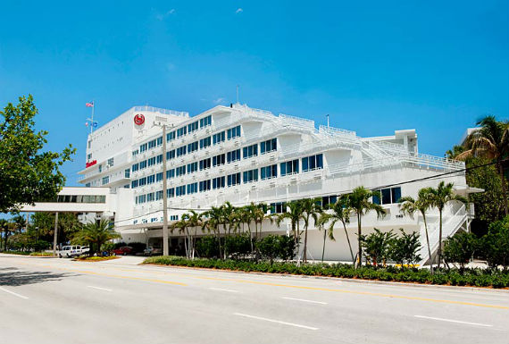 The historic Sheraton Fort Lauderdale Beach Hotel is leaving the Starwood brand Dec. 2.
