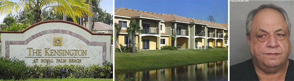 Kensington of Royal Palm Beach in West Palm Beach of Florencio Luis Tezanos