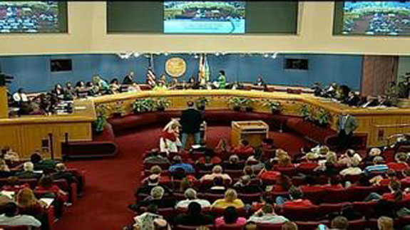 Miami-Dade county commission