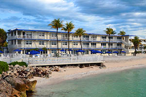 Glunz Ocean Beach Hotel & Resort in the Florida Keys