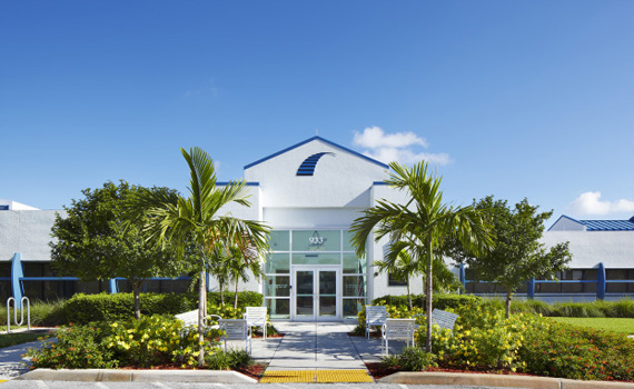 Hanley Center, 933 45th Street, West Palm Beach