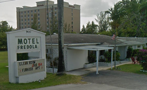 Motel Fredola in Hallandale Beach