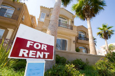 Rental growth was fueled by the housing bust