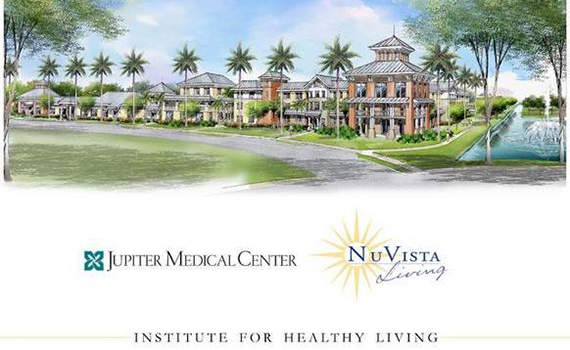 Institute for Healthy Living rendering