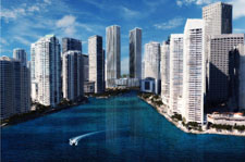 Rendering of One Brickell