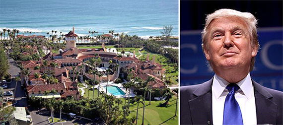 Mar-a-Lago and Donald Trump