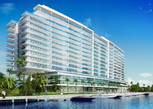 Rendering of Riva Residences