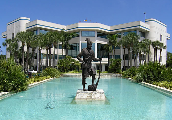 Seminole Tribe of Florida headquarters