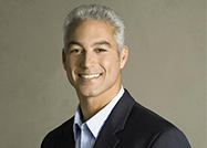 Nelson Gonzalez, the home's listing agent with Esslinger Wooten Maxwell