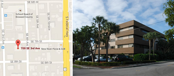 700 Southeast Third Avenue in Fort Lauderdale