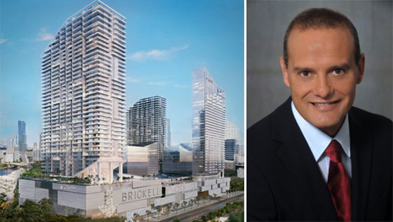 Brickell City Centre and Gonzalo Cortabarria of Swire Properties