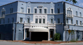 Coconut Grove Playhouse-then