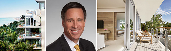 Miami Beach EDITION hotel and Marriott International CEO Arne Sorenson
