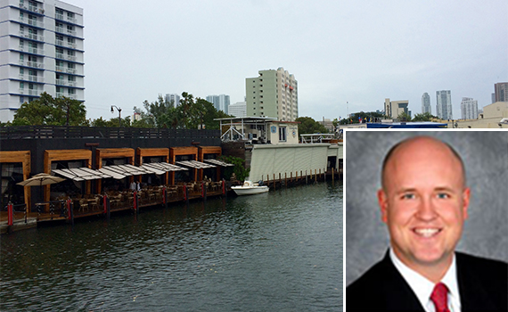 Miami River and Miami-Dade Commissioner of FIND, Spencer Crowley