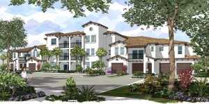 Rendering of Palm Aire