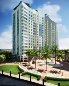 Vu New River Apartments in downtown Fort Lauderdale