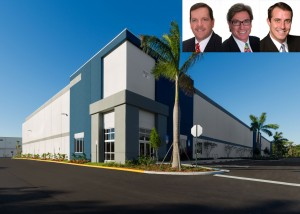 Port 95 Business Center and Richard Etner Jr., Christopher Metzger and Christopher Thompson