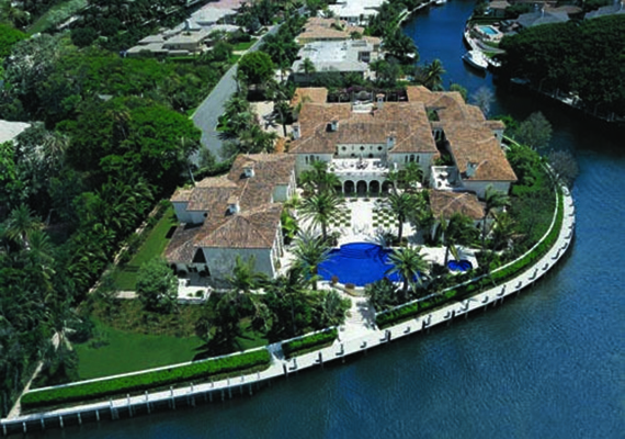 450 East Coconut Palm Road Palm Beach $22.9M