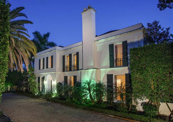 8 South Lake Trail Palm Beach $36M