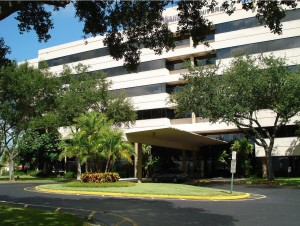 The Cypress Executive Center in Fort Lauderdale