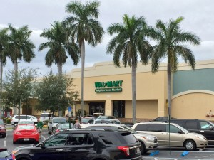 Walmart at the Pompano Marketplace