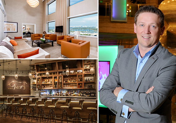 InterContinental Miami and Robert Hill