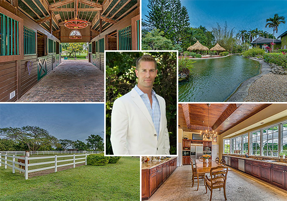 Redlands equestrian estate and David Siddons of EWM